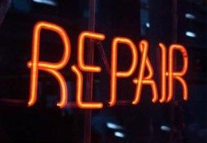 repair-sign